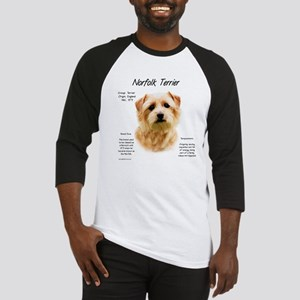 Norfolk Terrier Baseball Tee
