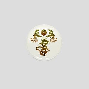 Houou Ryuu Mini Button
