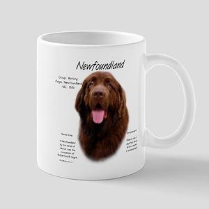 Newfoundland (brown) 11 oz Ceramic Mug