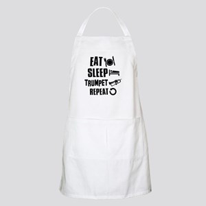 Eat Sleep Trumpet Apron