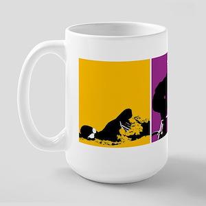 USA TRIATHLETE Large Mug