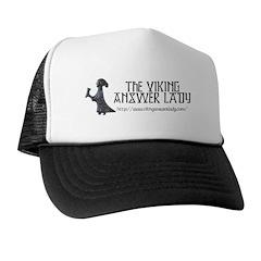 Viking Answer Lady Logo Cap