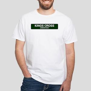 STREET SIGNS - KINGS CROSS - LONDON WC1