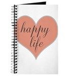 happy life Journal