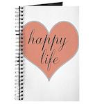 happy life Journal