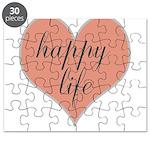 happy life Puzzle