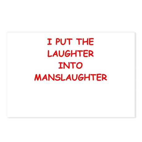 laughter Postcards (Package of 8)