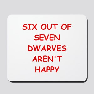 DWARVES Mousepad