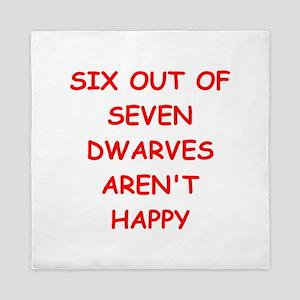 DWARVES Queen Duvet
