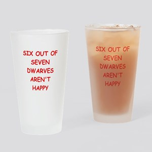 DWARVES Drinking Glass