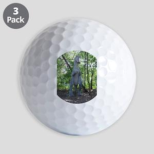 T-Rex Dinosaur Golf Balls
