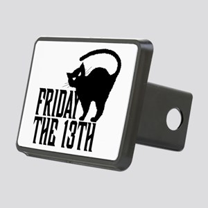 Friday the 13th Rectangular Hitch Cover