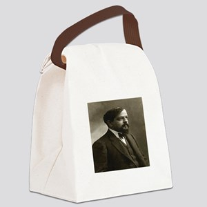 debussy1908 Canvas Lunch Bag