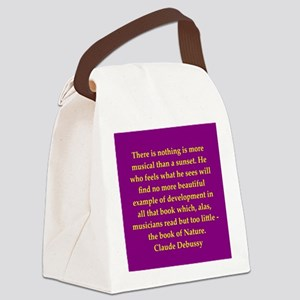 129 Canvas Lunch Bag