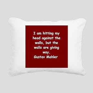 m8 Rectangular Canvas Pillow