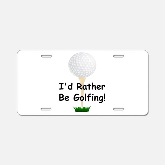 golfball large Id rather be golfing.png Aluminum L