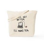 Ill Make Tea Tote Bag