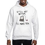 Ill Make Tea Hooded Sweatshirt