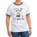Ill Make Tea Ringer T