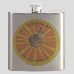 Cat Gods Flask