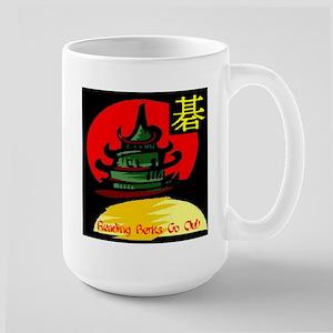 Reading Berks Go Club Large Mug