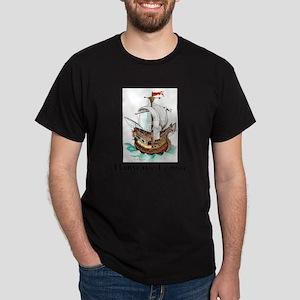 Hanseatic League Dark T-Shirt