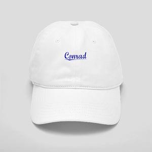 Conrad, Blue, Aged Cap