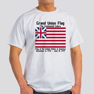 Grand Union Flag Light T-Shirt