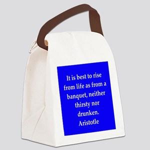 37 Canvas Lunch Bag