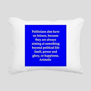 54 Rectangular Canvas Pillow