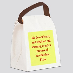 81 Canvas Lunch Bag