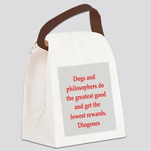 2 Canvas Lunch Bag