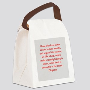 17 Canvas Lunch Bag