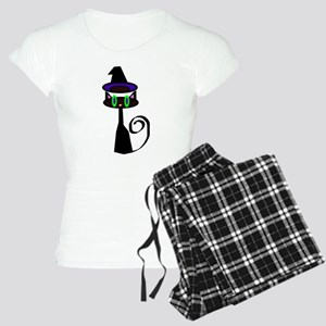 Witchy little cat Women's Light Pajamas
