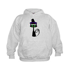 Witchy little cat Hoodie
