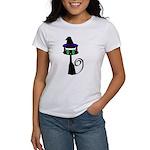Witchy little cat Women's T-Shirt