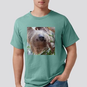 cute sloth in the tree Mens Comfort Colors Shirt