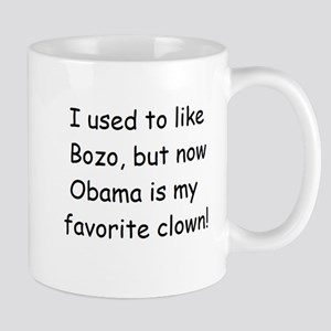 I used to like Bozo, but now Obama is my favorite