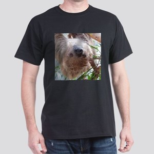 cute sloth in the tree T-Shirt