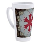 Red TNT Bugs 17 oz Latte Mug