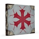 Red TNT Bugs 8x8 Canvas Print