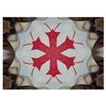 Red TNT Bugs 5x7 Flat Cards (Set of 10)