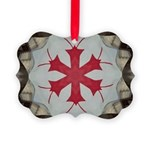 Red TNT Bugs Ornament