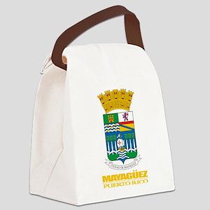 Mayaguez COA Canvas Lunch Bag