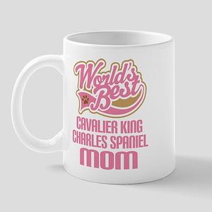 Cavalier King Charles Spaniel Mom Mug
