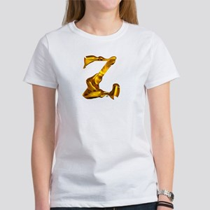 Blown Gold Z Women's T-Shirt