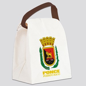 Ponce COA Canvas Lunch Bag