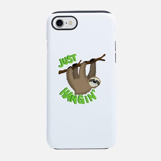 Just hanging... iPhone 7 Tough Case