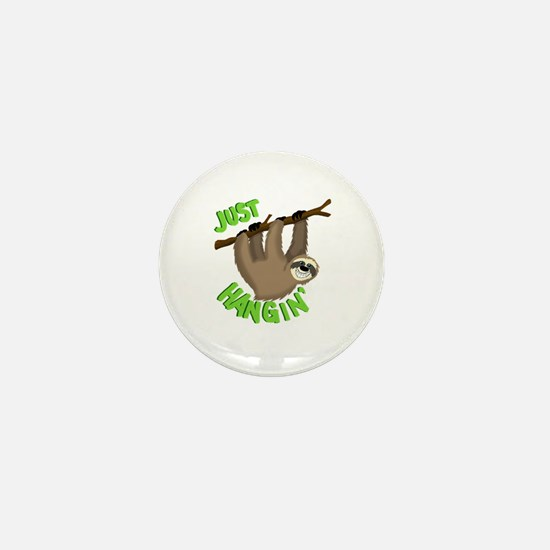 Just hanging... Mini Button (10 pack)