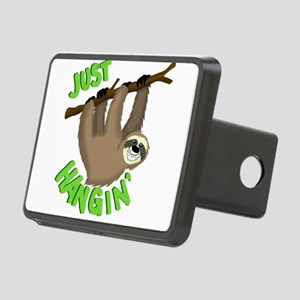 Just hanging... Rectangular Hitch Cover